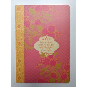 GWP GREEN INSPIRE Softcover Notebook Journal 7x10